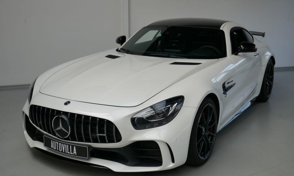 Mercedes AMG GT R huren
